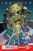 Avengers Comic 10/1/2013
