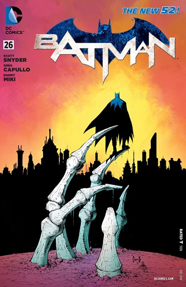 Batman Cover - 2/1/2014