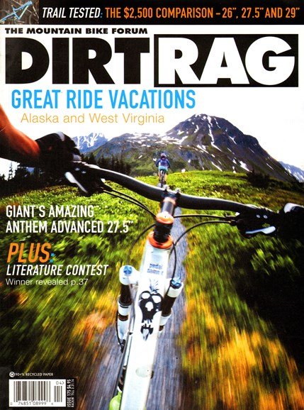 Dirt Rag Cover - 2/15/2014