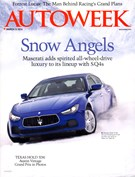 Autoweek Magazine 3/3/2014