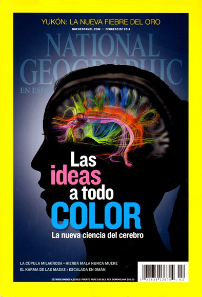 National Geographic En Español Cover - 2/1/2014