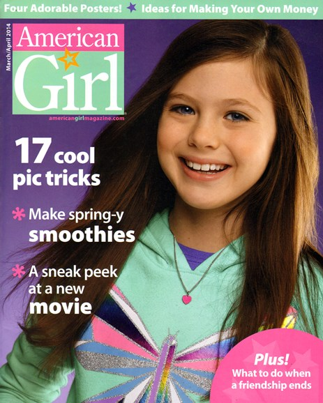 American Girl Cover - 3/1/2014