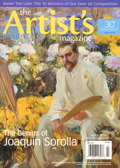 Artists Cover - 3/1/2014