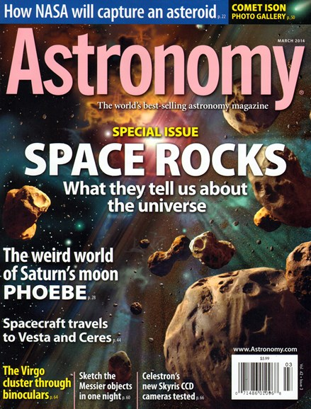 Astronomy Cover - 3/1/2014