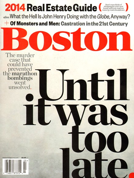 Boston Cover - 3/1/2014