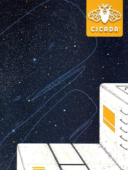 Cicada Cover - 3/1/2014