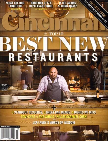 Cincinnati Cover - 3/1/2014