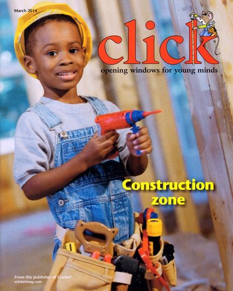 Click Cover - 3/1/2014