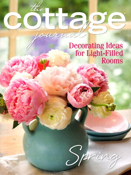 The Cottage Journal Cover - 3/1/2014