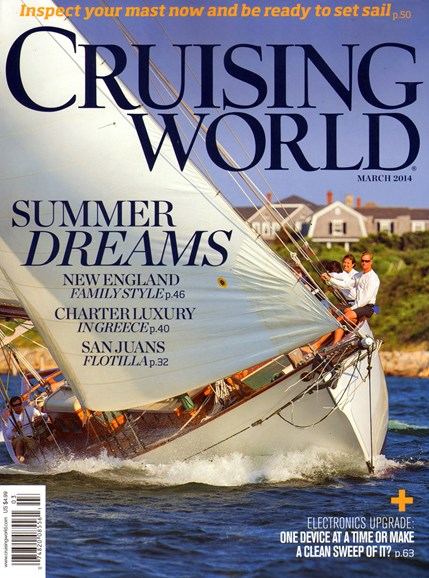 Cruising World Cover - 3/1/2014