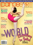 Dance Spirit Magazine 3/1/2014