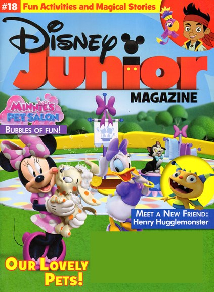 Disney Junior Cover - 3/1/2014