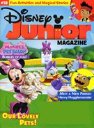 Disney Junior Magazine 3/1/2014
