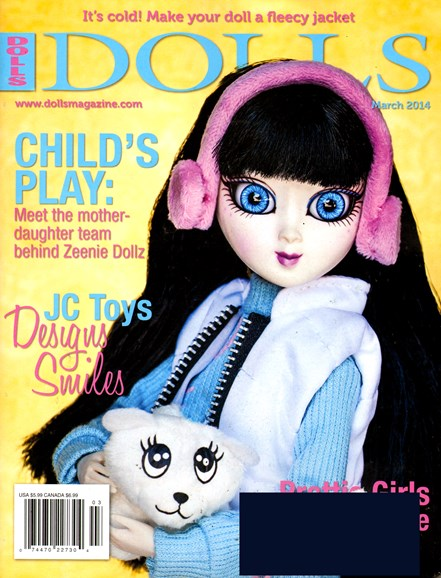 Dolls Cover - 3/1/2014