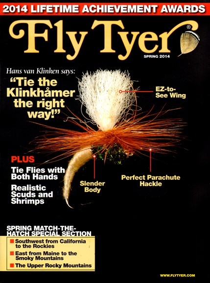 Fly Tyer Cover - 3/1/2014
