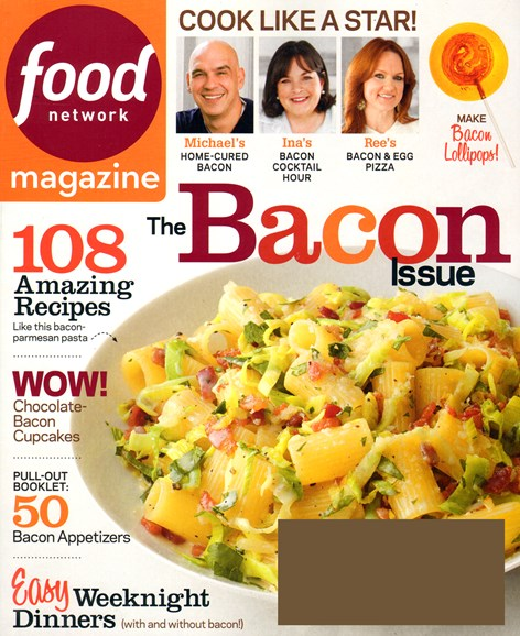 Food Network Cover - 3/1/2014