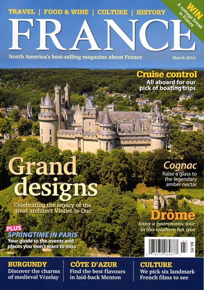 France Cover - 3/1/2014