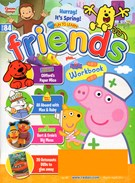 Preschool Friends Magazine 3/1/2014