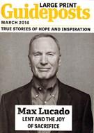 Guideposts Large Print Magazine 3/1/2014