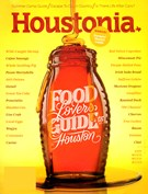 Houstonia Magazine 3/1/2014