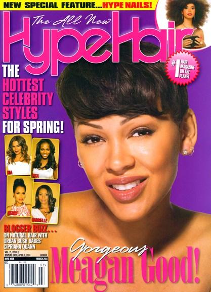 Hype Hair Cover - 3/1/2014
