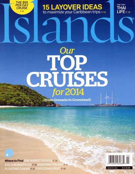 Islands Cover - 3/1/2014