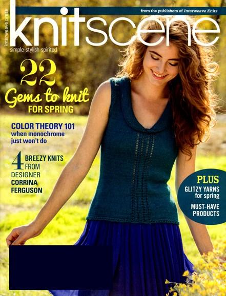 Knitscene Cover - 3/1/2014