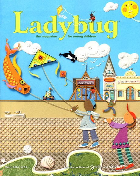 Ladybug Cover - 3/1/2014