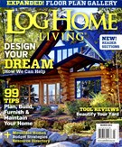 Log Home Living Magazine 3/1/2014