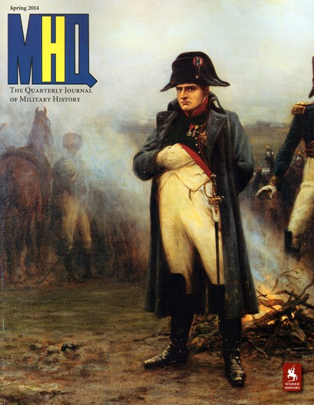 MHQ: Military History Quarterly Cover - 3/1/2014