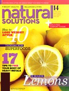 Natural Solutions Magazine 3/1/2014