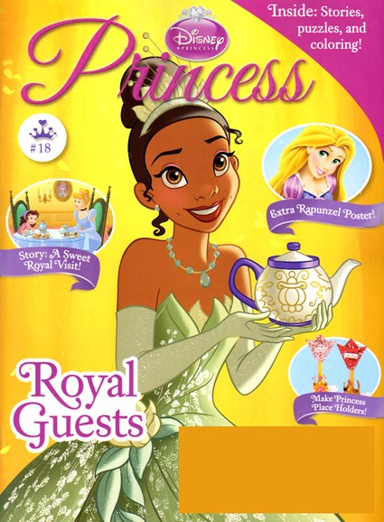 Disney Princess Cover - 3/1/2014
