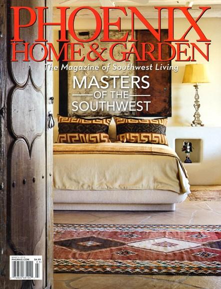 Phoenix Home & Garden Cover - 3/1/2014