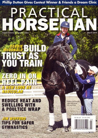 Practical Horseman Cover - 3/1/2014