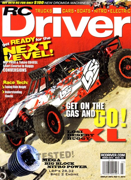 RC Driver Cover - 3/1/2014