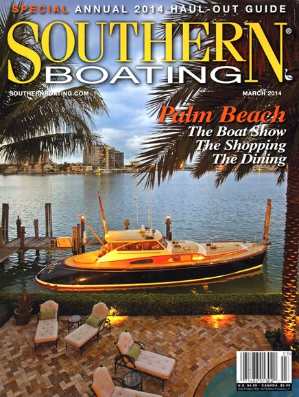 Southern Boating Cover - 3/1/2014