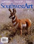 Southwest Art Magazine 3/1/2014