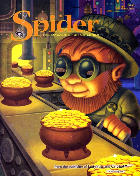 Spider Cover - 3/1/2014