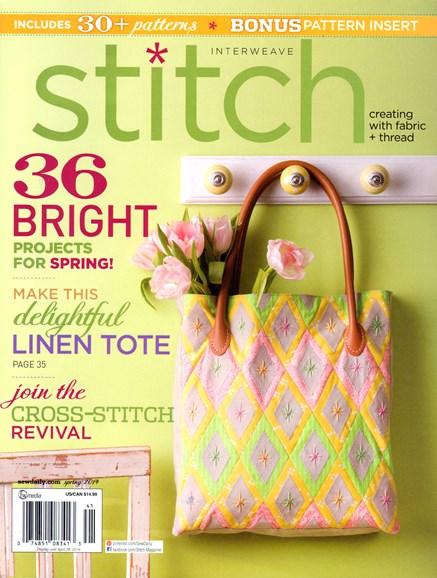 Stitch Cover - 3/1/2014