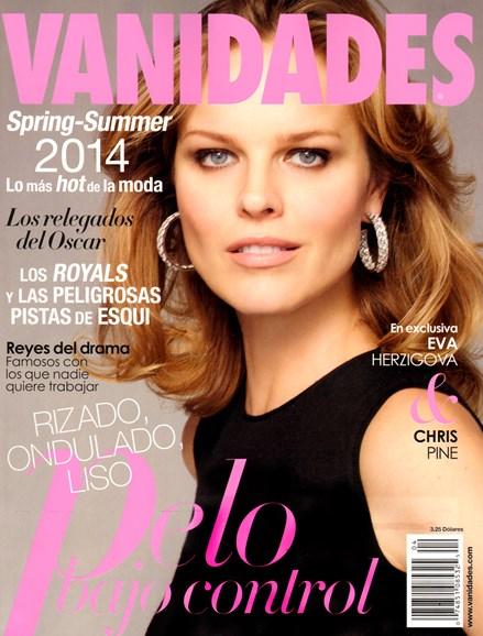 Vanidades Cover - 3/1/2014