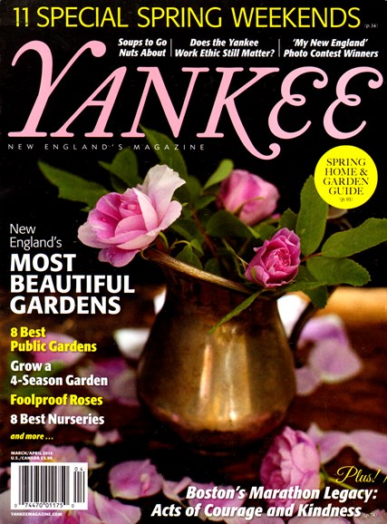 Yankee Cover - 3/1/2014