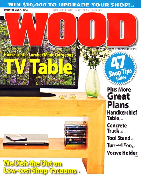 Wood Cover - 3/1/2014