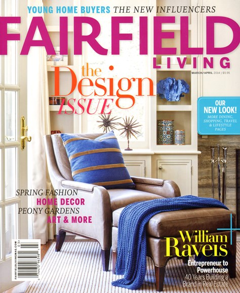 Fairfield Living Cover - 3/1/2014