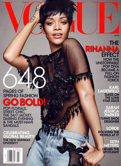 Vogue Cover - 3/1/2014