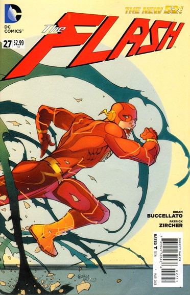 The Flash Cover - 3/1/2014