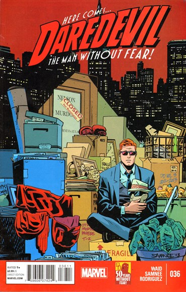 Daredevil Cover - 4/1/2014