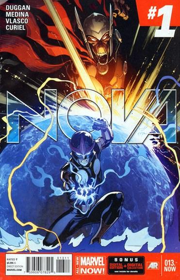 Nova Cover - 4/1/2014