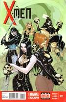 X-Men Comic 4/1/2014