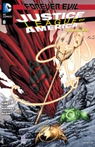 Justice League of America Comic 12/1/2013