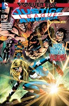 Justice League of America Comic 2/1/2014